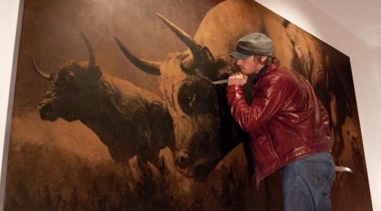 Mark Evans. Coltelli cuoio e immagini straordinarie. Toro.
